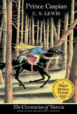 Prince Caspian (Full-Color Collector's Ed)